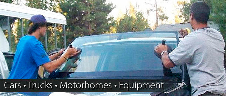Windshield Replacement in Bend, OR